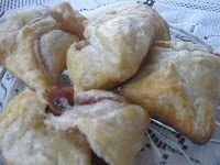 MONIA GOTUJE: Ciasto francuskie 'na ostro'