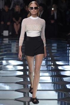 Paris Fashion Week Spring 2015: From the Runway - Balenciaga Spring 2015