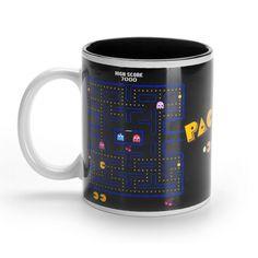 Caneca Pacman - R$ 17,00