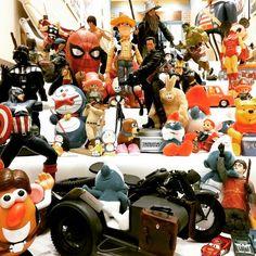 장난감 어디까지 수집해 봤니? #토이키노 #피규어 #장남감박물관