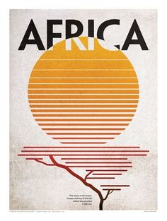 Best South African Colours Africa Shapes images on Designspiration Vintage Travel Posters, Poster Vintage, Retro Posters, Afrika Festival, Charity Poster, Typography Design, Logo Design, Diy Design, Dm Poster