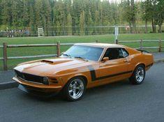 1970 Boss 302 !!