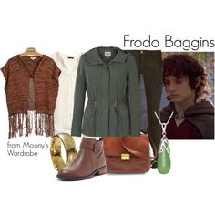 """""""Frodo Baggins"""" by evalupin on Polyvore"""