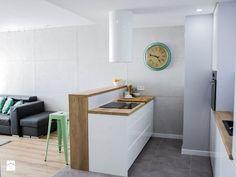 Podobny obraz Dream House Interior, Interior Design Kitchen, Home Decor Inspiration, Sweet Home, New Homes, Kitchen Cabinets, Furniture, Kitchens, Room