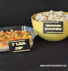 star wars foods22                                                                                                                                                                                 Más