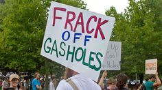 Holy sh*t, a town in Texas just banned fracking:  This was the year of the fracking ban, at least in local elections: Eight municipal and county-wide bans went to voters in Ohio, Texas, and California on Nov. 4. Considering the money poured in by the opposition, they did pretty darn well: Four out of eight won by a country mile.
