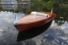 old wood boats | Classic Wooden Boat Plans » Chris Craft Special Race Boat 19 foot ... | Boats ...