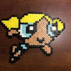 Bubbles PPG perler beads by perlerbeadsbyj