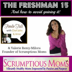 """The Freshman 15 and How to Avoid Gaining It in college!  College diet tips, #recipes, resources and more, callers welcome.  Sunday, 7/7/2013 #BlogTalkRadio program  ~  All #College Bound students invited!  Every listener will have the opportunity to receive for $0.00 #Free a """"Freshman 15 Survival Kit"""".  Visit show page for more details > http://www.blogtalkradio.com/annethechefswife/2013/07/07/the-freshman-15-and-how-to-avoid-gaining-it"""