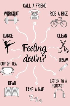 Mental health is SOO important. I have had my fair share of bad mental health days weeks and even months .When i'm feeling down I try all of these things to help make myself feel better and more motivated! Ways to Improve Mental Health Vie Motivation, Health Motivation, Monday Fitness Motivation, Positive Motivation, What To Do When Bored, Improve Mental Health, Positive Mental Health, Mental Health Quotes, Good Mental Health