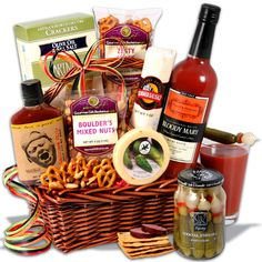 Bloody Mary Gift Basket™