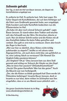 Geschichten deutsche Der Neffe