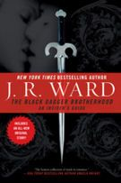The Black Dagger Brotherhood series    It's about vampires as the good guys... more or less.