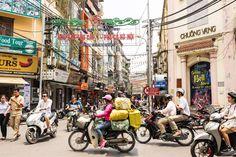 Vietnam está ganando puestos en el ránking de países más deseados y no es para menos: sólo su capita... - iStock. Hanói, Vietnam