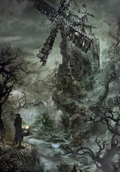 Awesome Robo!: The Art of Bloodborne