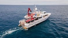 Pacific7 is a marine contracting company based in Tauranga, New Zealand #marineservices #seabedmapping #marineresearch #workboat #ourocean #superyacht South Pacific, Pacific Ocean, Contracting Company, Marine Engineering, Boat Restoration, Super Yachts, Boat Building, Marines, A Team