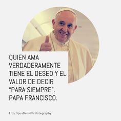 En las últimas semanas Papa Francisco nos está hablando del verdadero poder del cristiano: la esperanza.