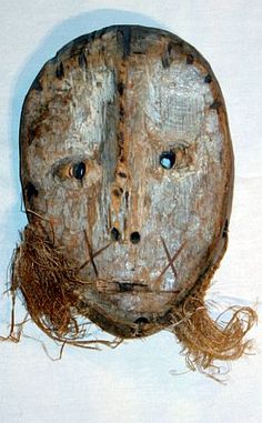 Small Lega Bwami Mask From The Congo