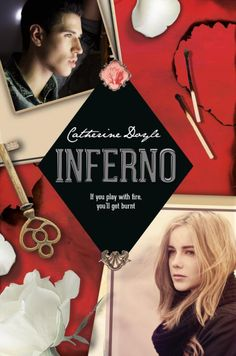 #CoverReveal  Inferno (Blood for Blood, #2) by Catherine Doyle