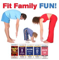 Fit Family Fun with #SuperiorSource Vitamins! Win $90 prize! #AD