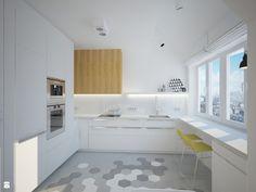 Kuchnia styl Skandynawski - zdjęcie od Home Plan projektowanie wnętrz Joanna Mielczarek - Kuchnia - Styl Skandynawski - Home Plan projektowanie wnętrz Joanna Mielczarek