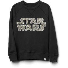 GapKids | Star Wars™ raglan sweatshirt | Gap ❤ liked on Polyvore featuring tops, hoodies, sweatshirts, raglan sleeve sweatshirt, raglan top, raglan sweatshirt and raglan sleeve top