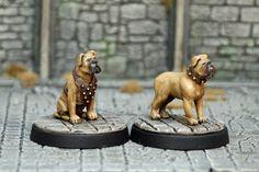 ACC2 – War Dogs (2)   Otherworld Miniatures