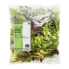 Washed Mixed Salad 180g Woolworths Food, Vegetable Salad, Herbs, Vegetables, Sky, Heaven, Vegetable Recipes, Heavens, Vegetable Salad Recipes