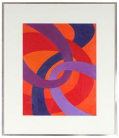 Contemporary Bold Abstract III