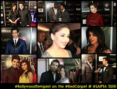 Bollywood Tempest on the SAIFTA red carpet! Star Quotes, Madhuri Dixit, Bollywood Stars, Actors & Actresses, Red Carpet, Abs, Indian, Image, Abdominal Muscles