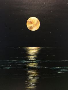 We host painting events at local bars. Come joi… Paint Nite. We host painting events at local bars. Come join us for a Paint Nite Party! Black Canvas Art, Black Canvas Paintings, Easy Paintings, Moon Painting, Painting & Drawing, Acrylic Art, Pictures To Paint, Painting Techniques, Painting Inspiration