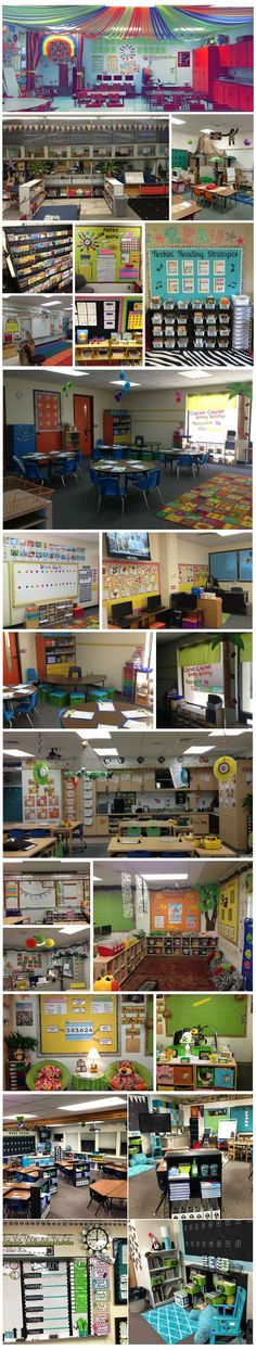 We've added thousands of classroom pictures to our blog so stop by, browse, and get inspired!  Send us your classroom pictures on Facebook to be featured.  #classroomdecor