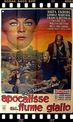 "Cine Sala ""Charles Chaplin"": Apocalipsis sobre el río amarillo(1960)... Ingresa a la sala pulsando el Link: http://cine-sala-a01-jcp.blogspot.com/2015/01/blog-post_24.html"
