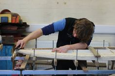 #ARBO Surfboards: board building session bristol, uk. 3-day build-your-own wooden surfboard workshop at the beautiful underfall yard in bristol