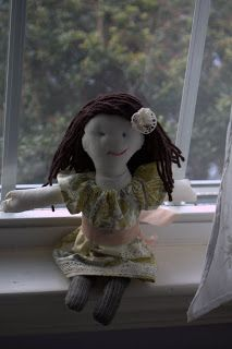 Quaint and Quirky: Rag Doll Tutorial - Clothes
