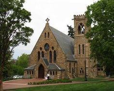 Chapel at the University of Virginia