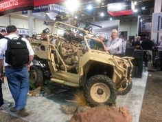 Shot Show, Trials, Over The Years, Monster Trucks