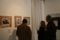 Inauguración de la exposición. #museosmassociales #mnad