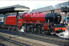 Scarborough Spa Express, LMS 5690