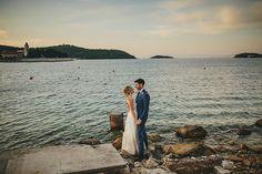 Darina and Chris   Mediterranean wedding