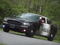 Brownsburg Police Car Decals by TKO Graphix by TKO Graphix, via Flickr