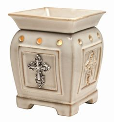 The Devoted Scentsy Warmer is one of the many new warmers in the new Spring/Summer 2013 Catalog.