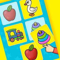 BIMI BOO Wooden Toys and Games (@bimiboo) • Фото и видео в Instagram Educational Apps For Toddlers, Flashcards For Toddlers, Wooden Toys, Ipad, Android, Iphone, Games, Instagram, Wooden Toy Plans