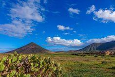 La belleza de los campos majoreros. Fotos de Corralejo Camera Club