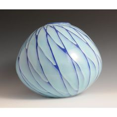 AIZOME TSUBO (Jar with Blue Tint)