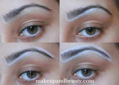 Tutorial For Perfect Eyebrows photo