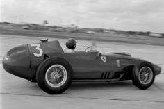 1959 Cliff Allison, Ferrari Dino 246 2.4 V6