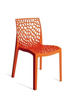 "Modrest Gruvyer - Modern Italian Dining ChairDimensions: Chair: W20"" x D20"" x…"