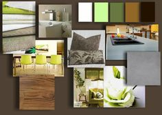 Design Presentation Board - Moodboard created by Rae de Leon