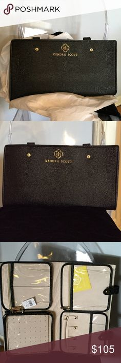 Kendra Scott large jewelry organizer travel case Kendra scott